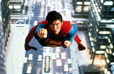 Don't Tug on Superman Cape