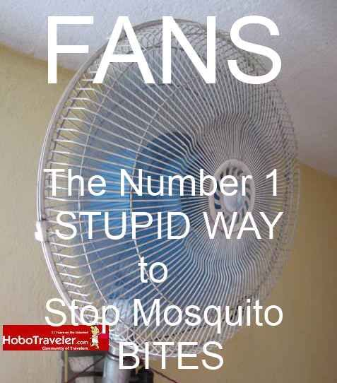 Mosquito Fans