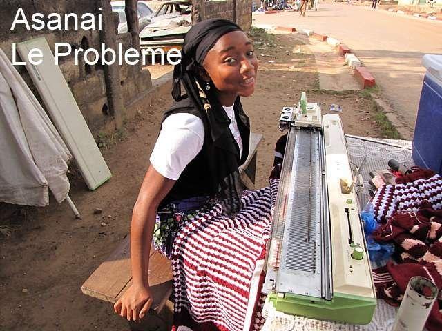Asanai, Le Probleme