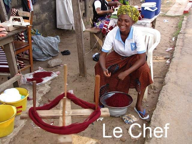 Le Chef the Boss