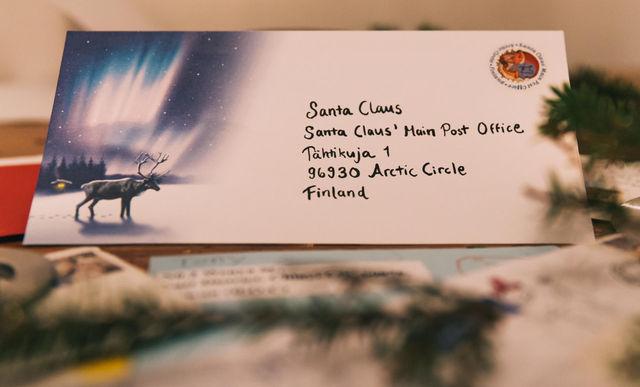 Santas Address