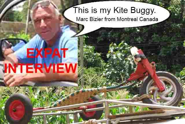 Canadia Marc Bizier