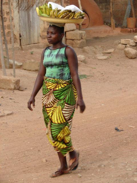 Togo Worker