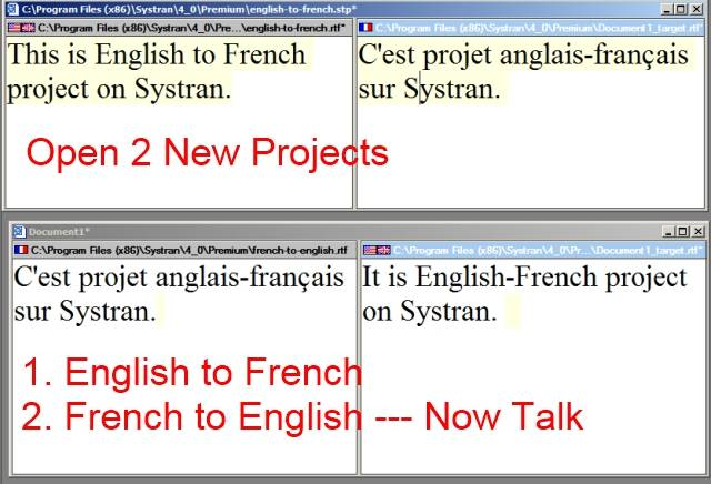 Systran Project
