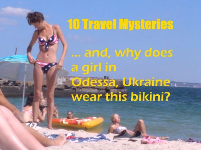 Mysteries of Travel
