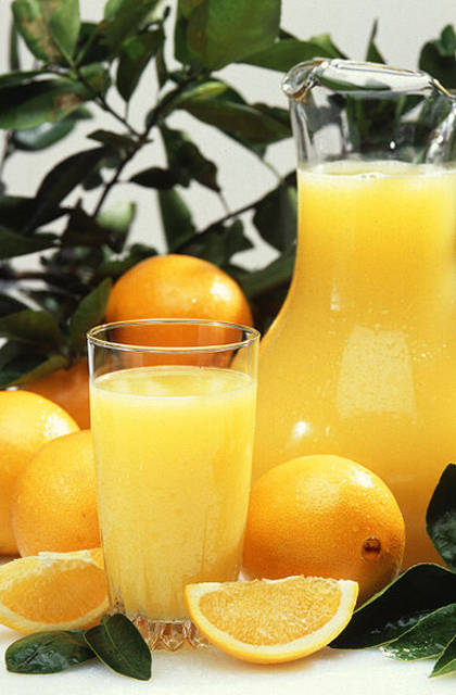 Avoid Juice in Morning When on Strict Diet