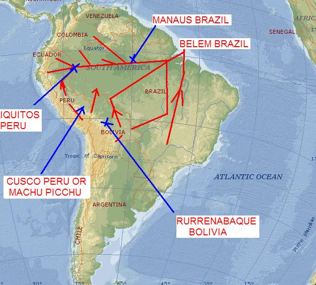 Rivers Of Latin America 73