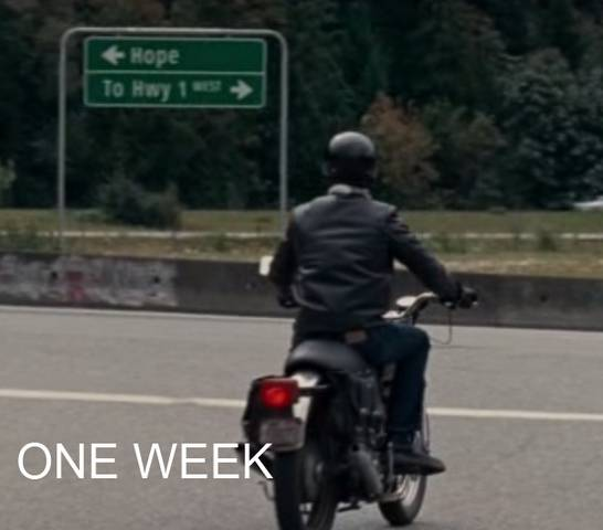 One Week 2008 - One of the Best Travel Movies