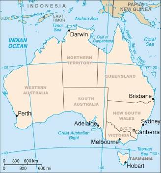 States and Territories of Australia title=