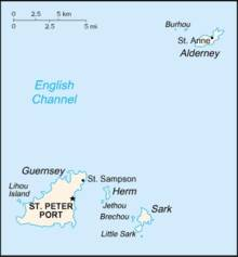 The Bailiwick of Guernsey title=