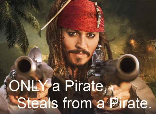 Pirates Pirate