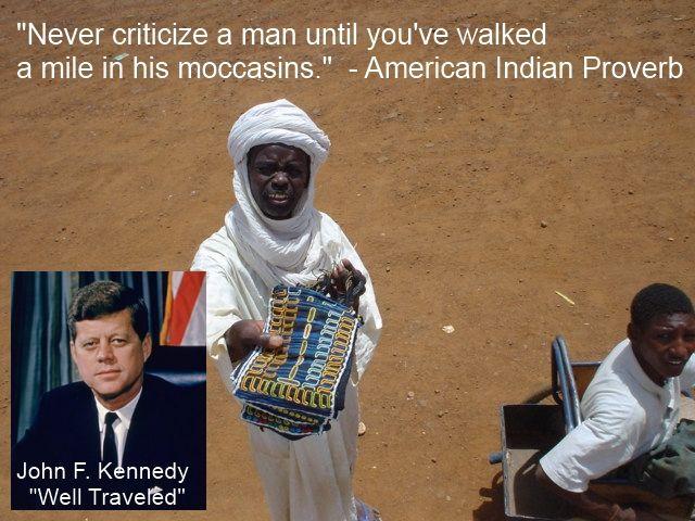 President Kennedy History