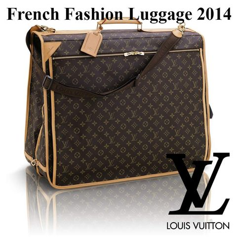 How luggage looks in 2014.