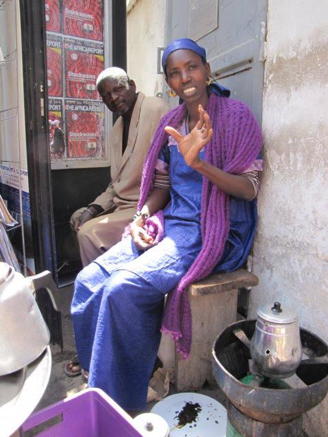 Tea in Senegal