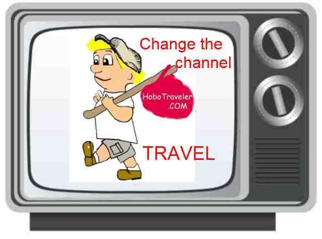Change channels