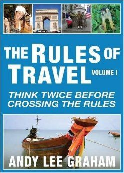 "Hello, this is volume one of ""The Rules of Travel."""