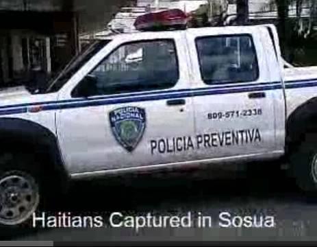 Haitians Arrested