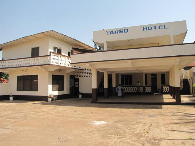 Tarso Hotel In Ho Ghana