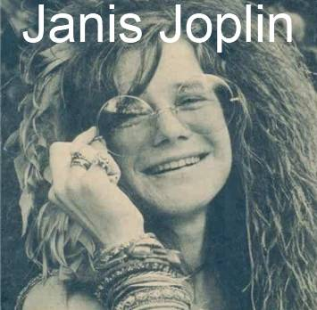 Janis Joplin Me and Bobby McG title=