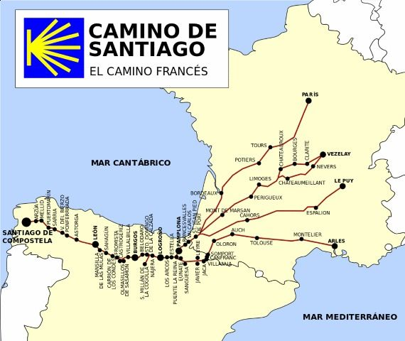 Way of St. James – Camino de Santiago