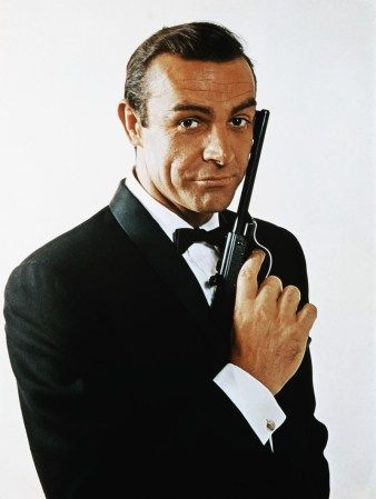James Bond License to Kill to save the planet