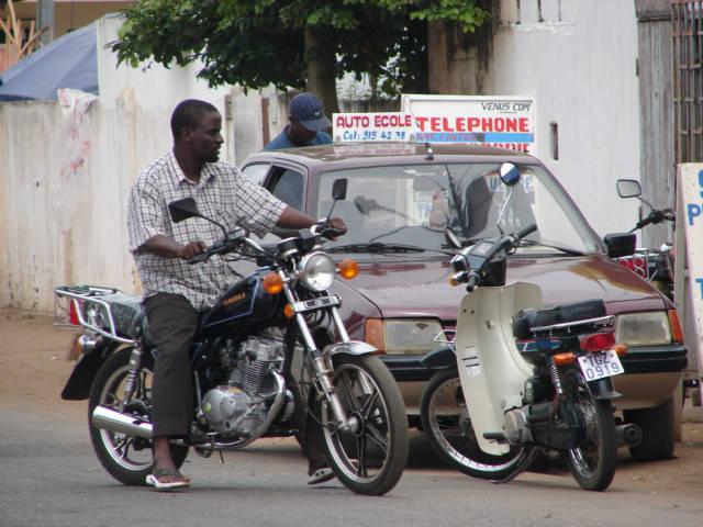 Togo Moto Taxi
