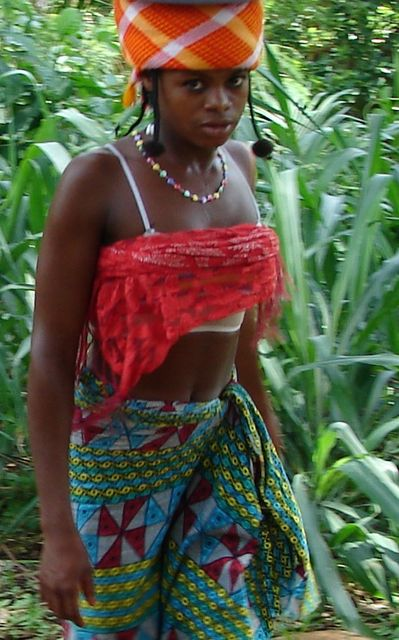 Sexy girls I met in Atakpame, Togo years ago, but did not speak any language I could speak.