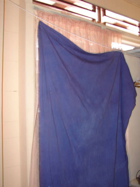 Hammock as Curtain from Thailand