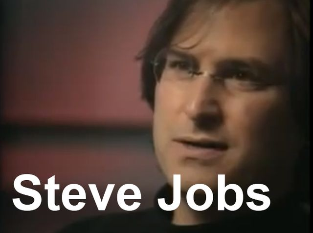 Steve Jobs Steals