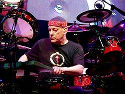 Neil Peart title=