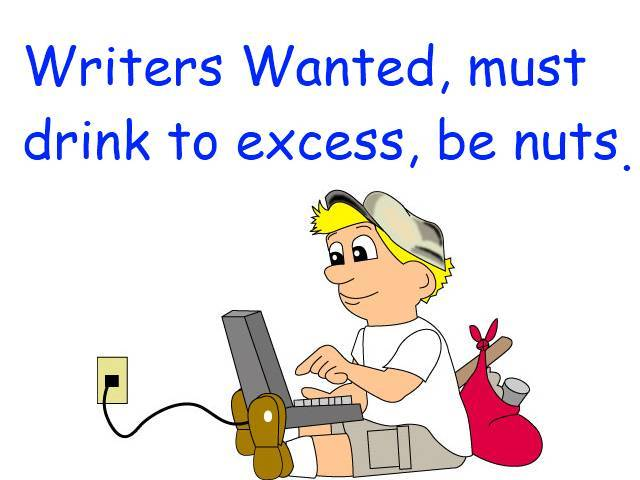 Volunteer writers needed uk