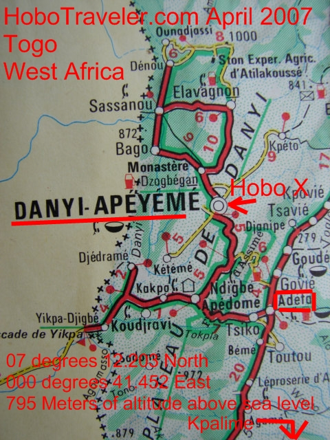 map of ghana west africa. West Africa Maps
