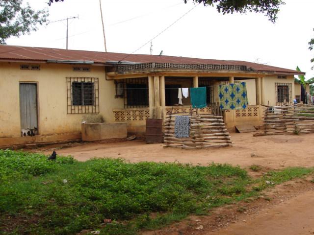Togo Architecture