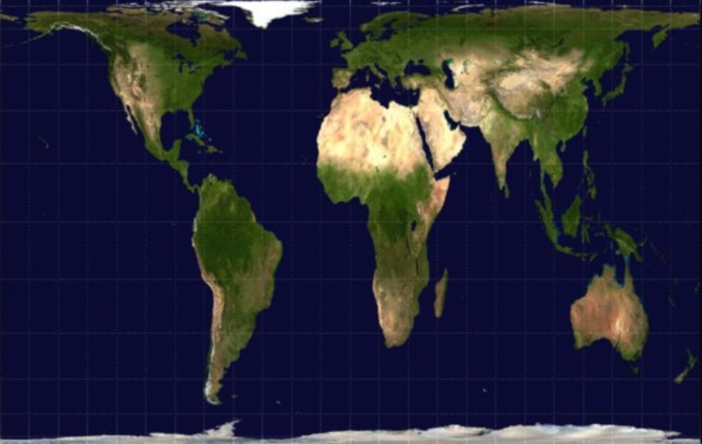 The World Compared to What