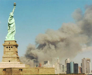 9/11 is an act of evil, can you rise above and just say NO?