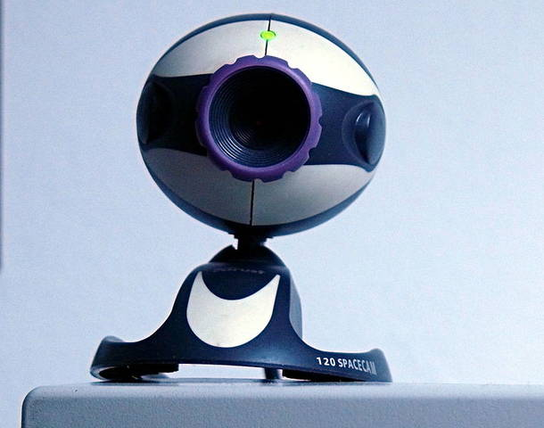 Example of a Webcam.