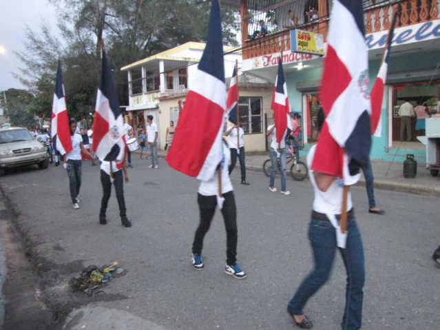 Montellano Parade