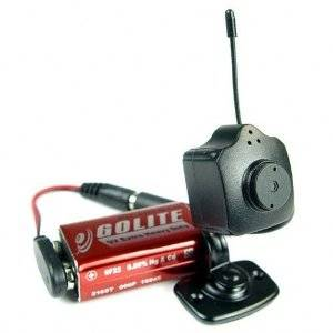 Battery Operated Webcam