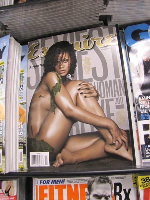 Bah versus Rihanna