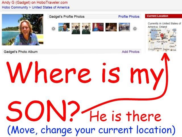 Locate My Son